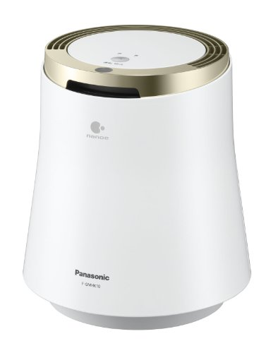 Panasonic Nano-e Steamer/Humidifier F-GMHK10-W Elegant White (Japan Import)