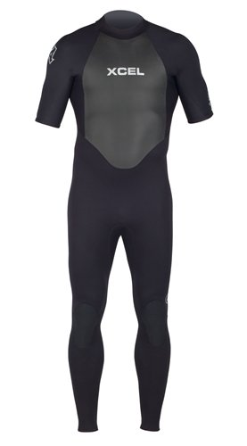 Xcel Axis OS Men's 2mm Short Sleeve Fullsuit (Large Short)