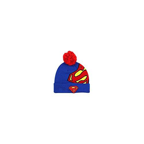 de punto Hero over Gorra SUPMAN logo 5qEYdpHnx