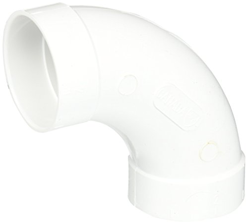(Airvac VM103/5510 90-Degree Sweep PVC Fitting)