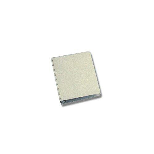 Posse Box - 7x9inch Aluminum 2inch 3 Ring Binder -