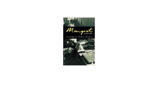 La Amiga de Madame Maigret [Paperback] by georges_simenon: GEORGES SIMENON: 9788496171336: Amazon.com: Books