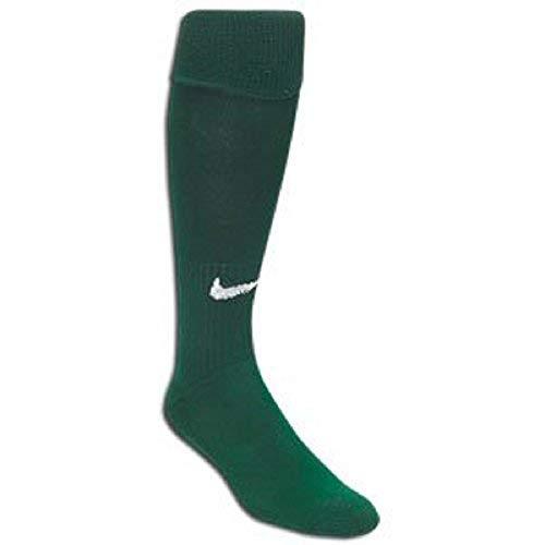 Unisex Nike Classic Cushion Over-the-Calf Football Sock (Large, Dark Green)