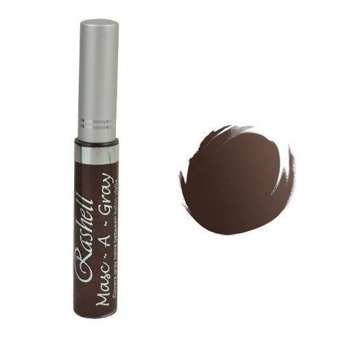 (3 Pack) RASHELL Masc A Gray Hair Color Mascara Copper Chestnut