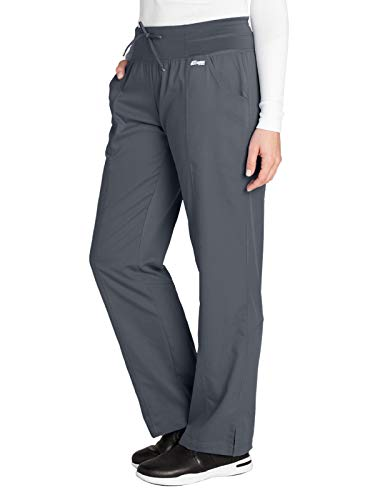 Grey's Anatomy Active 4276 Yoga Pant Granite L ()