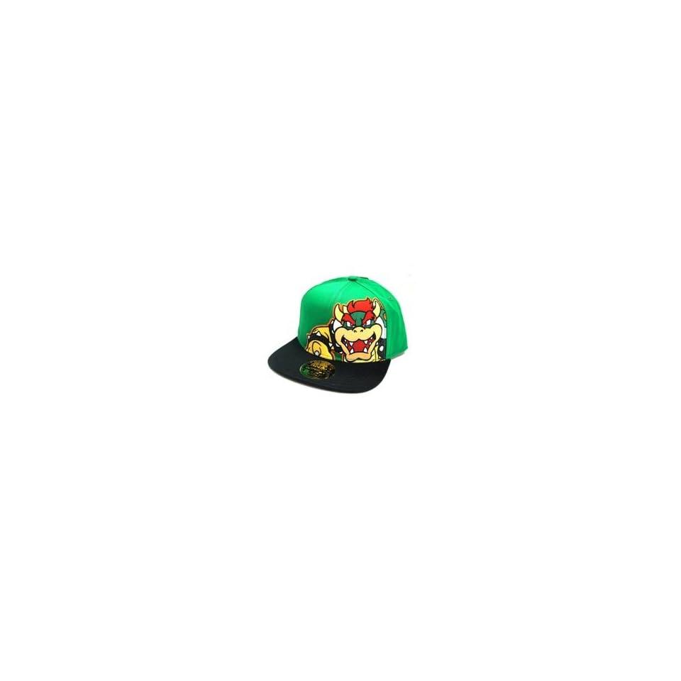 Nintendo Super Mario Bros. Bowser Adjustable Cap Explore