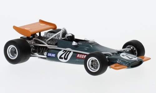 BRM P153, No.20, Formula 1, GP South Africa, 1970, Model Car,, Spark -