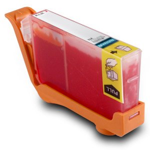 Compatible Replacement Canon BCI-6R (8891A003) Red Inkjet Cartridge