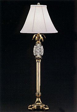 - Waterford Hospitality 35-Inch Buffet Lamp