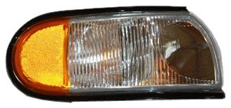 TYC 18-3415-01 Mercury/Nissan Passenger Side Replacement Parking/Side Marker Lamp Assembly
