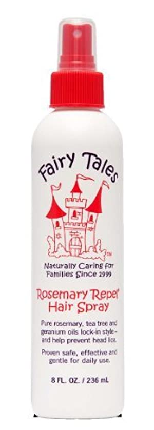 Fairy Tales Rosemary Repel Styling Hairspray, 8 ounce by Fairy Tales