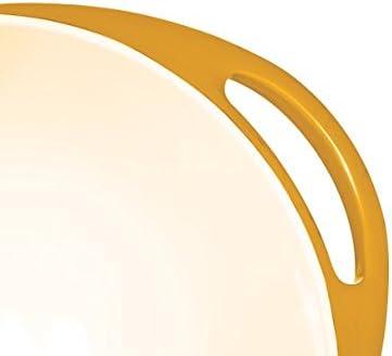 Colourworks Yellow Melamine Mixing Bowl