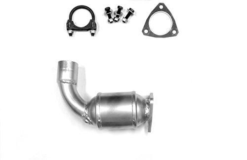 TED Direct-Fit Catalytic Converter Fits: 02-05 Jaguar X-Type 2.5L/02-08 X-Type 3.0L BANK 2 by The Exhaust Doctor