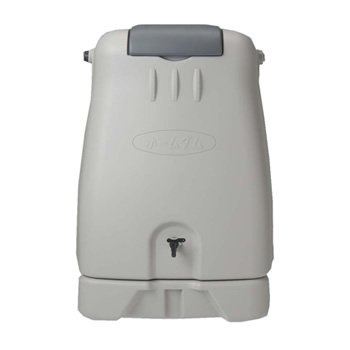 コダマ樹脂工業 雨水利用タンク ホームダム RWT-250 グレー B0081XACP6