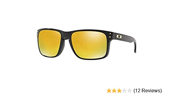 Amazon.com  Oakley Holbrook Sunglasses  Clothing a46d32c9690d