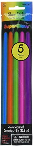 (Multi Color Glow Sticks | Neon Doodle Collection | Party)