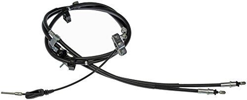 Dorman C660872 Parking Brake Cable for Select Mazda Models (2006 Mazda 3 Parking Brake Cable Replacement)