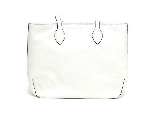 Coccinelle borsa donna, BBO YAMILET 110101, borsa a spalla pelle, bianco E8102