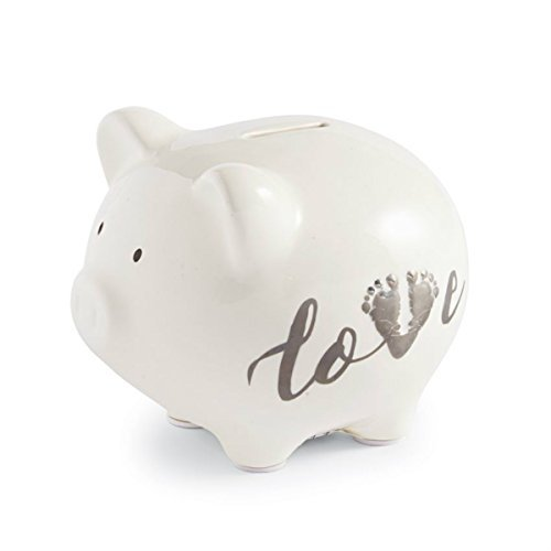 Piggy Bank Icon (MUD PIE MARCH OF DIMES PIGGY)