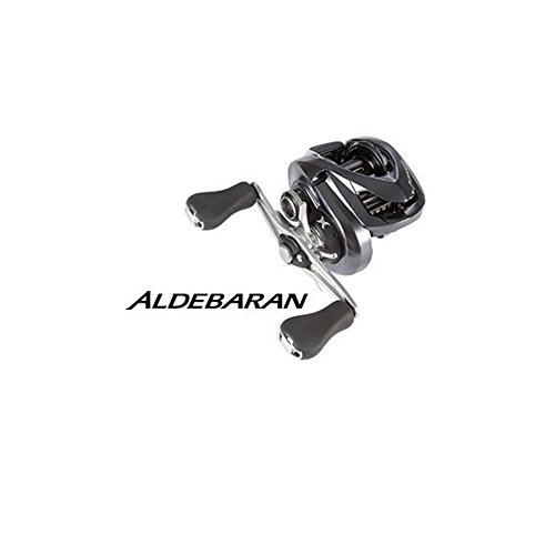 Shimano Aldebaran ALD50 Baitcasting Fishing Reel, Gear Ratio: 6.5:1, Retrieve: Right Hand