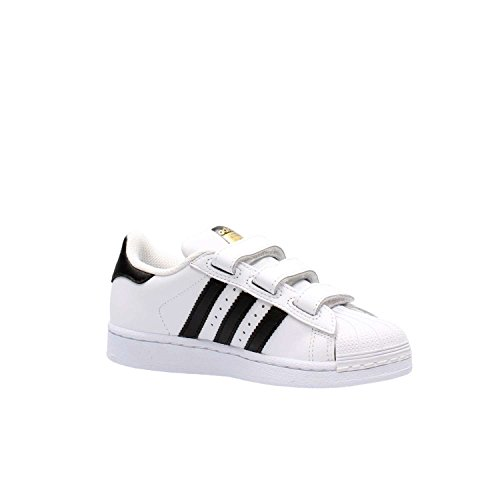 adidas Superstar Foundation CF, Boys' Trainers White
