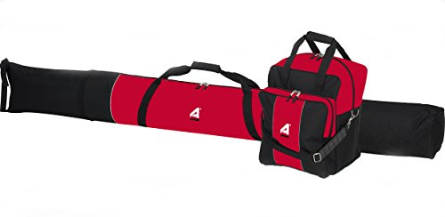 athalon-single-ski-bag-boot-bag-combo-black-and-red