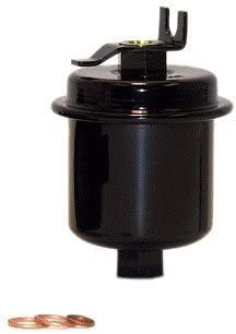 Complete In-Line 33598 Fuel WIX Filters Filter Pack of 1