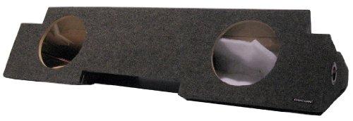 R/T Dual 10-Inch Dodge Ram Ext. Cab 97-02 Sealed Speaker Box