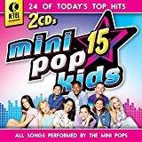 Mini Pop Kids #15 Double CD Pkg (2017 Release)