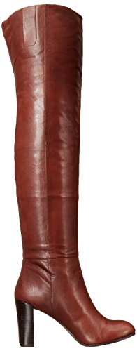 a08548b22f0 Nine West Women s Snowfall Leather Slouch Boot
