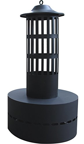 HY-C FLT Flame Tower, Fire Accent for Outdoor Living/Enjoyment, 13.50