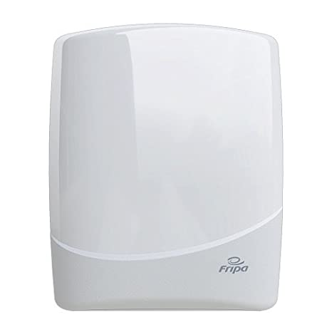 Fripa 2340030 plegable de toallas de mano Dispensador, plástico, grande, color blanco: Amazon.es: Oficina y papelería