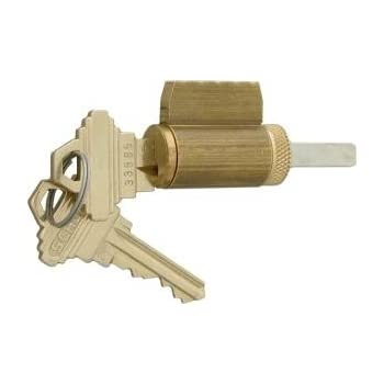 Schlage 23 013c Standard 6 Pin Full Size Key In Lever