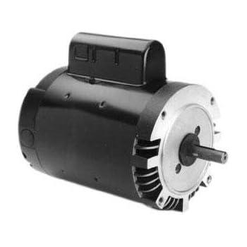 31gLl6IEz4L._SL500_AC_SS350_ amazon com pool motor, 3 4 hp, 3450 rpm, 230 115vac home improvement  at webbmarketing.co