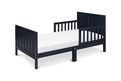 (Carter's by DaVinci Benji Toddler Bed, Navy Blue )