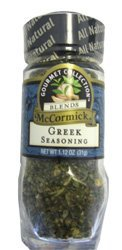 McCormick Greek Seasoning 1.12 Oz (Pack of 1) by McCormick