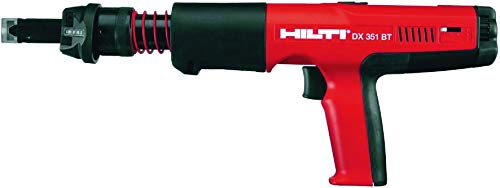 Hilti DX 351-BTG Semi Automatic Powder-Actuated Tool - 377616