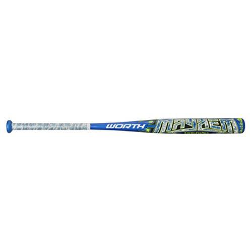 worth slow pitch bat - 7