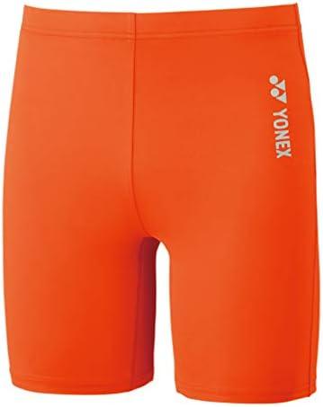 YONEX(ヨネックス) ユニセックス ハーフスパッツ オレンジ STBF2015-005