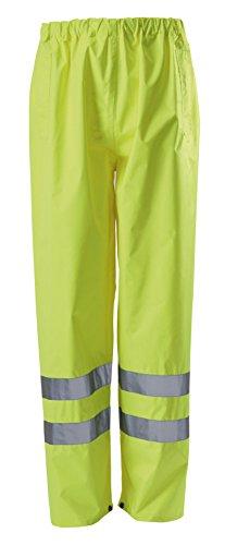 Blackrock Men'Hi-Vis Überhose, Gelb, XXX-Large