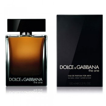 Dolce & Gabbana The One For Men Black EDP 100Ml With Ayur Lotion Perfume at amazon
