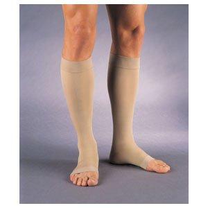 Beiersdorf Vascular Stckng 20-30mm Beige, Open Toe, Knee,...