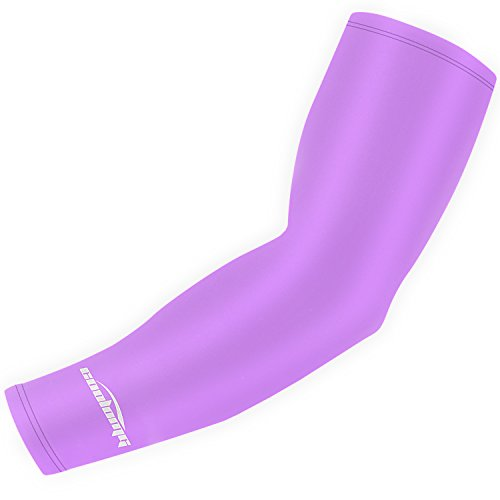 COOLOMG 1PCS Anti-Slip Arm Sleeve Cover Skin Protection