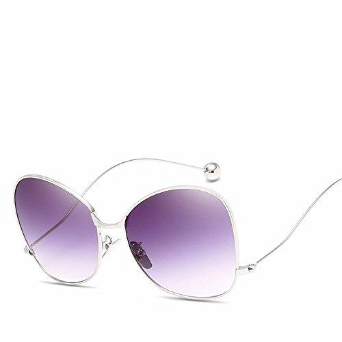 y sapos Personalizadas Gafas de Liuxc Femeninas Cuatro Masculinas de Uno de de de Gafas Gafas sol Punta Mujer Sol Sol g8nxBaq4n
