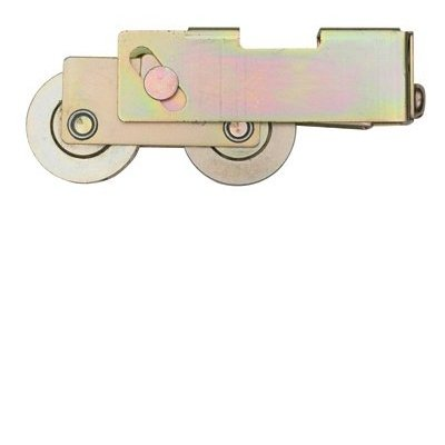 Rodillo de puerta corrediza de patio tándem ajustable – Durable hardware cerraduras de puerta y puerta