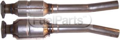 Fuel Parts AS20907 Catalytic Converter Fuel Parts UK