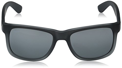 Ray de soleil Rubber Grey Homme 51 RB4165 Ban mm Grey Silver Grey Gris Lunettes Transp rWgrcFSq