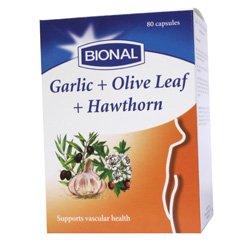 Bional - Garlic Oliveleaf & Hawthorn | ()
