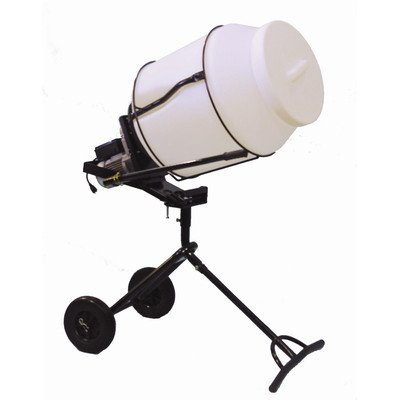 Kushlan Products 450DD Moveable Pedestal Direct Drive Food Grade Mixer with Basket and Liner