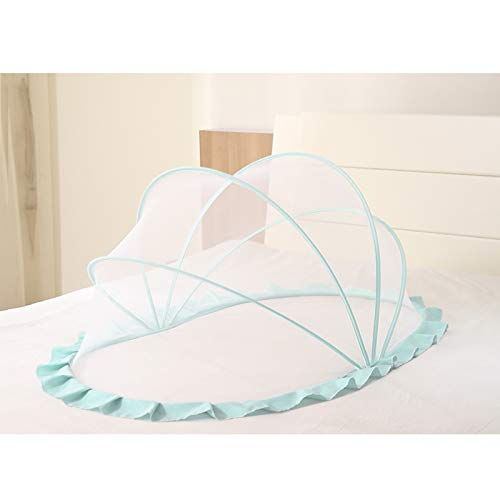 GL-home Baby Travel Bed Portable pop-up housing Folding Crib Mosquito net